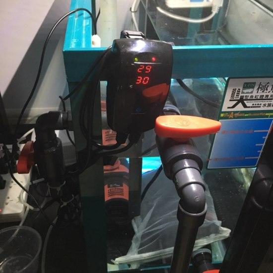 极鱼鱼缸,博特水泵,老鱼匠气泵,伊利加热棒,光特亿ph值,NEC6700灯。算不 南充观赏鱼 南充水族批发市场第3张