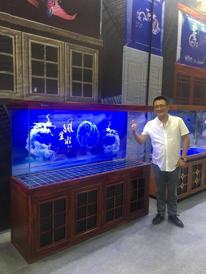 山东济南会展中心 西宁观赏鱼 西宁龙鱼第1张
