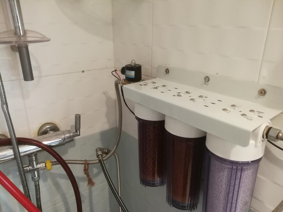 杭州永通中策电线实现了自动换水自动补水 杭州龙鱼论坛 杭州龙鱼第5张