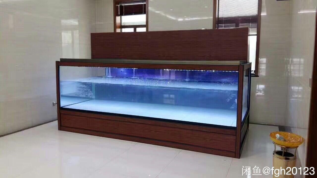 超白龙鱼鱼缸定制批发 大厂出品