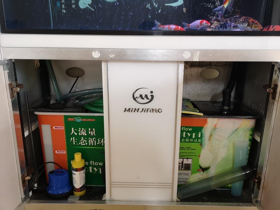 旧缸换新颜6年前的成品缸过滤升级记 烟台龙鱼论坛 烟台龙鱼第2张